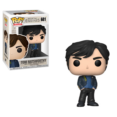 tom natsworthy funko