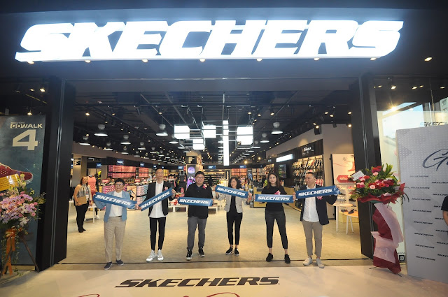 SKECHERS  CITY OUTLE