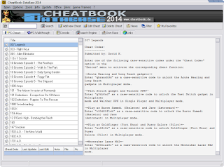Download Software CheatBook Games
