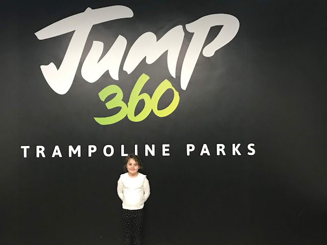 Jump 360 Newcastle sign
