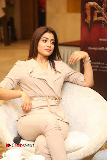 Shriya Saran Nandamuri Balakrishna at Gautamiputra Satakarni Team Press Meet Stills  0079.JPG