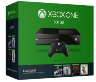 consola de video juegos Xbox
