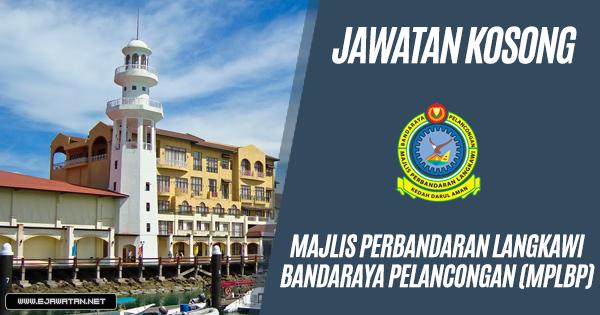 jawatan kosong kerajaan MPLBP 2018