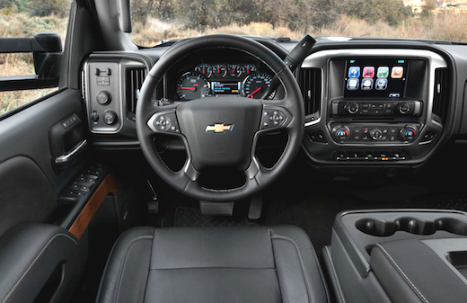 2019 Chevrolet Silverado Engines