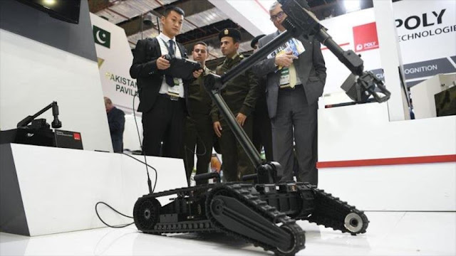 Egipto celebra su primera exposición de la industria de la defensa