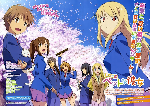 Download OST Opening Ending Anime Sakurasou no Pet na Kanojo Full Version