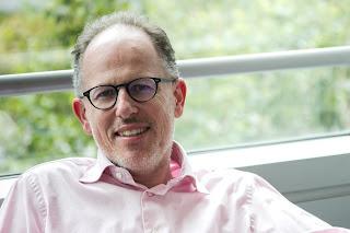 Dominique van Deth, auteur du blog innovation, startup et intrapreneuriat