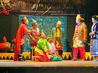 Mengenal Mamanda dari Kalimantan Selatan, Teater Komedi Ala Kerajaan
