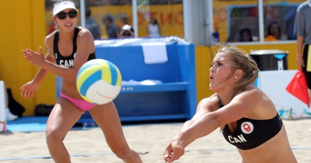 Sejarah Volly Pasir / Pantai - Kumpulan Olahraga