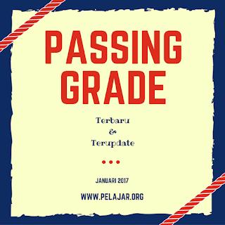 Cek Passing Grade SBMPTN 2016 / 2017 Terbaru