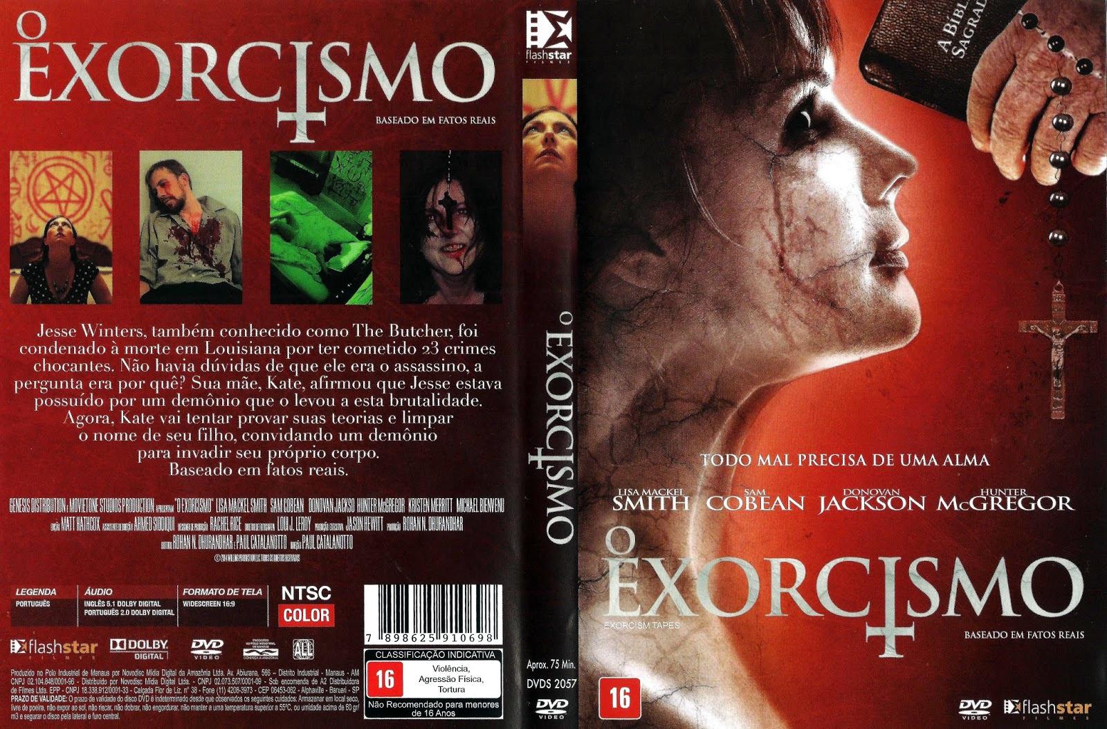 O Exorcismo DVDRip + DVD-R O 2BEXORCISMO 2B  2B2016