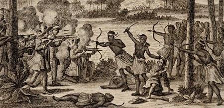 Perlawanan Rakyat Indonesia Melawan VOC - Maluku   Buih Kata