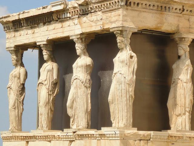 Athénes, acropole, grèce, la plaka, moussaka