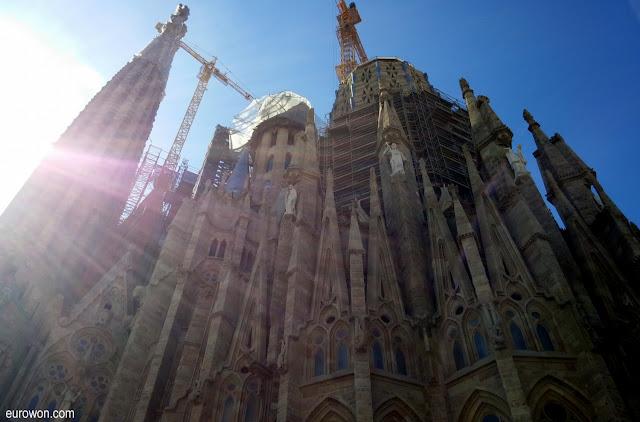 Catedral de la Sagrada Familia de Barcelona