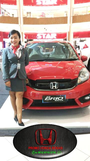 Promo Honda Brio Bekasi DP Super Ringan