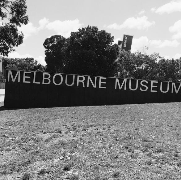 Adventure #8: Melbourne Museum