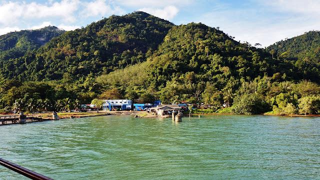 Изображение причала на острове Ко Чанг