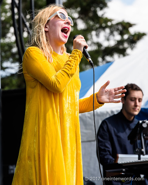 Austra at Riverfest Elora 2017 at Bissell Park on August 20, 2017 Photo by John at One In Ten Words oneintenwords.com toronto indie alternative live music blog concert photography pictures