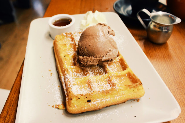 Superstar Waffles @ Northbridge, Perth, Western Australia