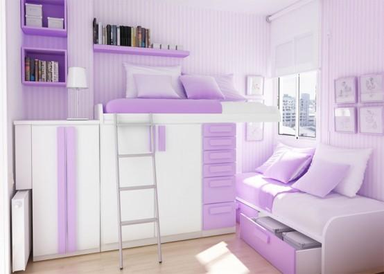 Bedroom Decorating Ideas For Teenage Girls: Teenage Bedroom Ideas For Girl:Dorm Room Ideas, College