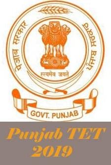 Punjab TET (PSTET) 2019 : Exam date, Notification
