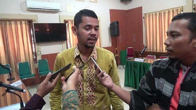 Makan Malam Berujung Pemecatan Ketua KPU Pariaman