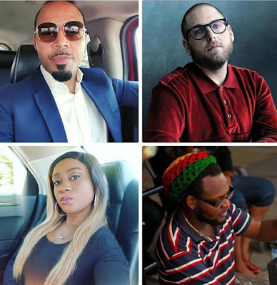 Ramsey Nouah, Jonah Hill, Nikki Laoye and Clarence Peters All Turn a Year Older.