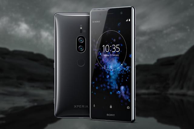 Spek Sony Xperia XZ2 Premium
