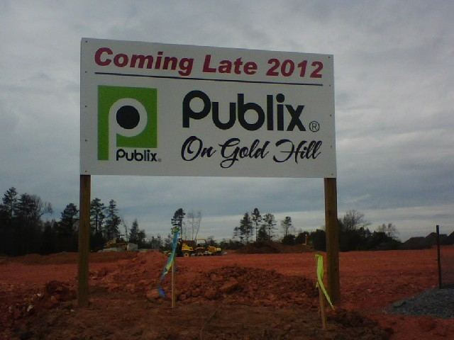 What's In Store: Publix is coming