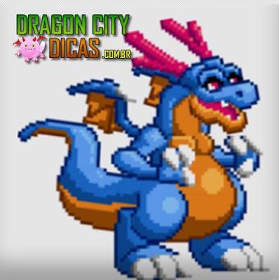 Dragão Pixel - Informações