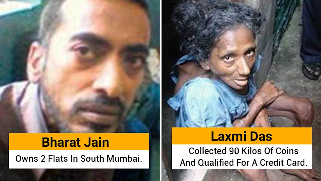 6 Super Succesful Indian Beggars