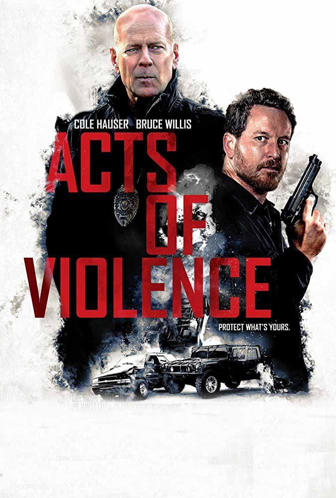 Acts of Violence [2018] [DVDR] [NTSC] [Subtitulado]