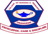 Kogi State College of Nursing and Midwifery Admission Form for 2017/2018 Academic Session