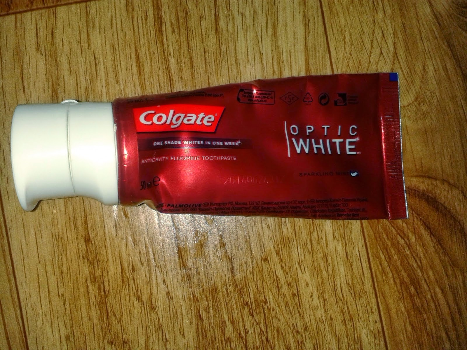 Colgate Optic White Diş Macunu