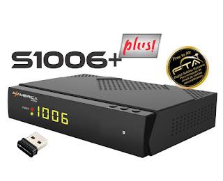 Azamerica S1006 + Plus
