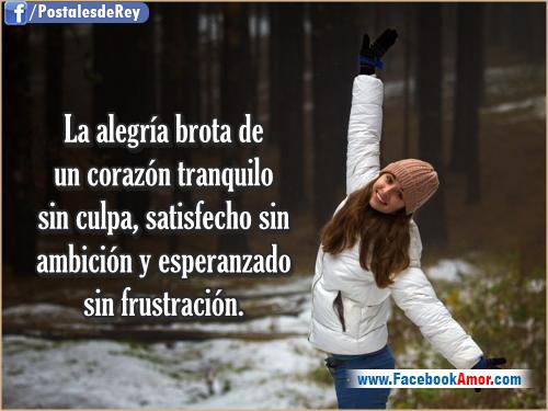 Frases De Alegria: Imagenes Con Frases De Alegria