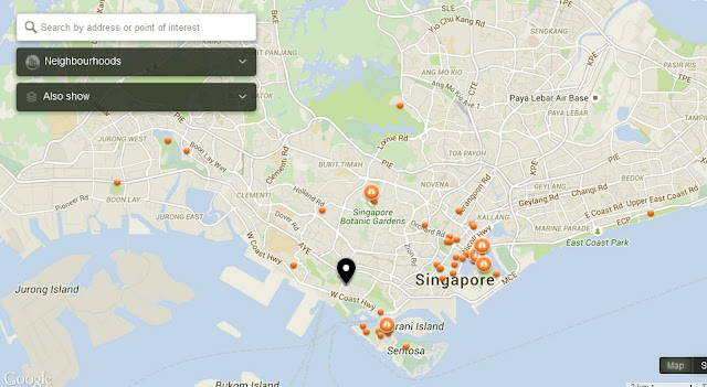 U Factory Singapore Map,Map of U Factory Singapore,Tourist Attractions in Singapore,Things to do in Singapore,U Factory Singapore accommodation destinations attractions hotels map reviews photos pictures