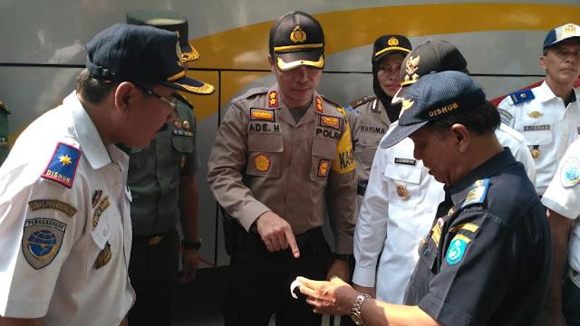 Jaga Keamanan Pemudik, Polres OKI Siapkan Sniper Untuk Antispasi Begal