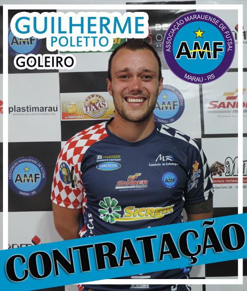 Associação Marauense de Futsal - AMF  Janeiro 2017 f2a477c97bec9