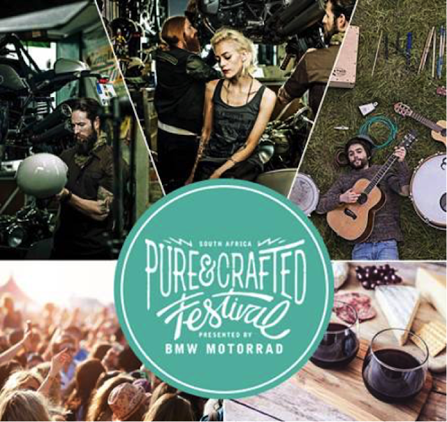 pure & crafted SA motorrad food music beer motorcycle