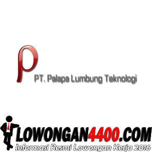PT Palapa Lumbung Teknologi (Palapamatics)