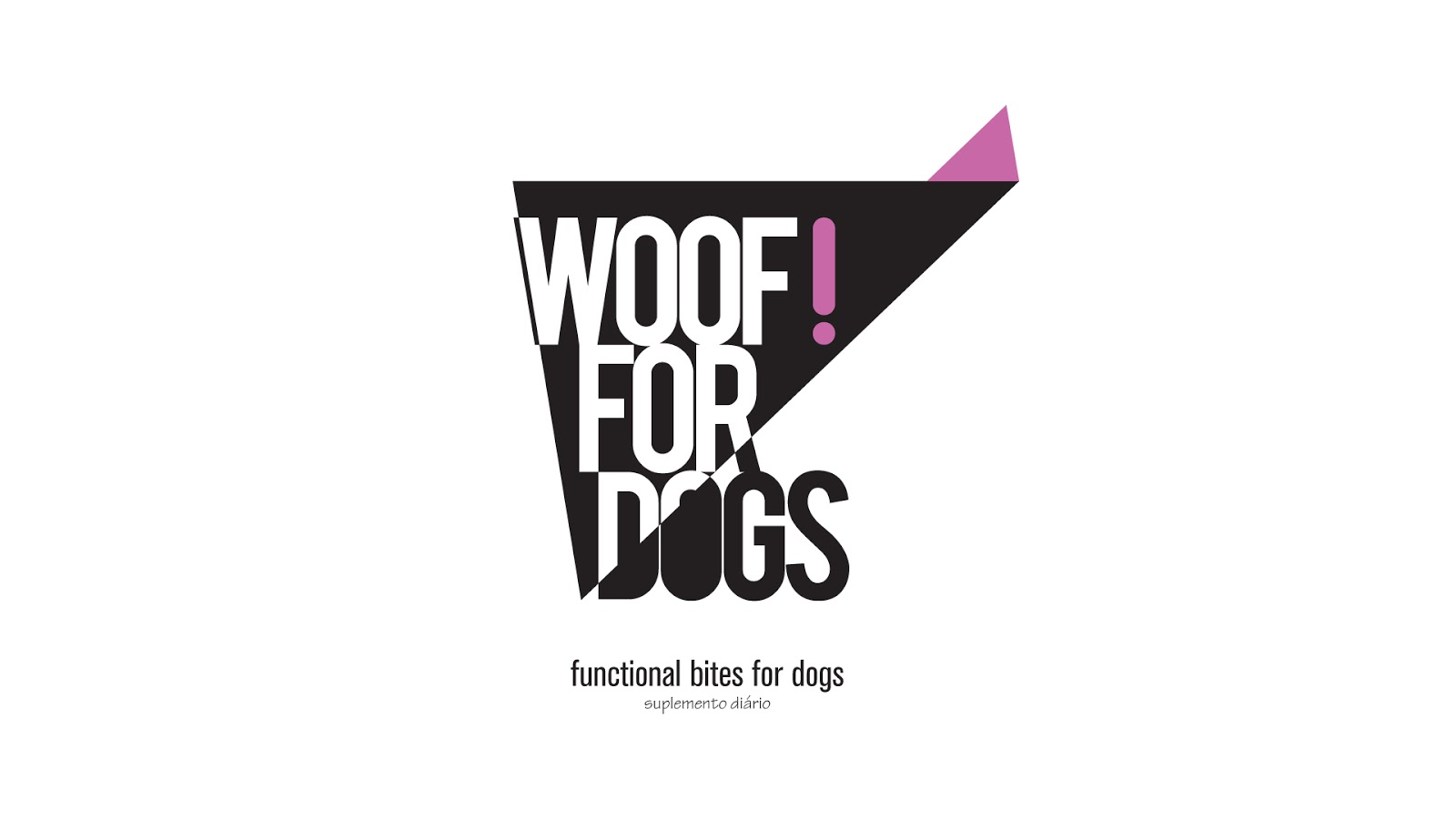 Woof For Dogs On Packaging Of The World