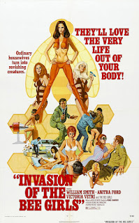 Watch Invasion of the Bee Girls (1973) movie free online