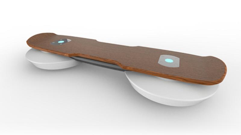 連《回到未來》編劇都按「讚」!第二代Hendo漂浮滑板正式亮相