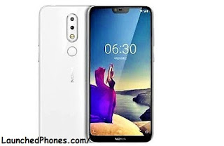are the upcoming Nokia X serial mobile phones in addition to these volition last  Nokia X7(Nokia 7.1 Plus) in addition to Nokia 7.1 Specifications leaked