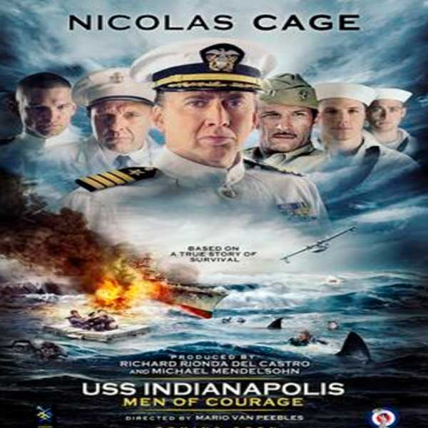 USS Indianapolis: Men of Courage, Movie USS Indianapolis: Men of Courage, Film USS Indianapolis: Men of Courage, USS Indianapolis: Men of Courage Synopsis, USS Indianapolis: Men of Courage Review, USS Indianapolis: Men of Courage Trailer, Download Poster Film USS Indianapolis: Men of Courage 2016