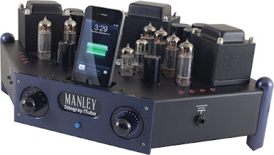 Amplifiers Integrated Hi-End Manley Stingray iTube