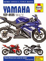Yamaha YZF R125 , Yamaha FI diagnostics Tool Scanner Machine