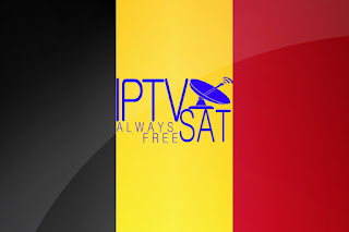 IPTV SAT  BELGIUM CHANNELS DOWNLOAD IPTV M3U FILE 21.09.2017