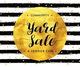 Charter School: Yard Sale - June 2